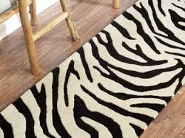 Zebra Runner Rug Rugs Area Rugs For Sale Luxedecor