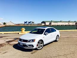 white volkswagen 2017 volkswagen jetta gli review u2013 potent painted pricey the