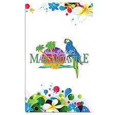 Jimmy Buffett Home Decor Amazon Com Jimmy Buffett Margaritaville Logo Beach Blankets For