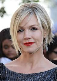 fine graycoming in of short bob hairstyles for 70 yr old jennie garth bob hairstyles for fine hair l www