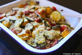cuisiner des courgettes au four gratin aux deux courgettes et aux tomates cerises