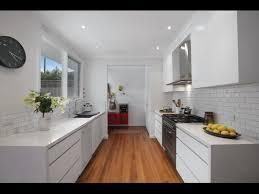 white galley kitchen 12 luxury all white kitchens with a tasteful