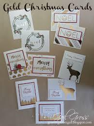 greetings from gail christmas card workshop