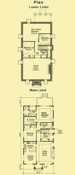 house plans narrow lot best 25 narrow lot house plans ideas on narrow house