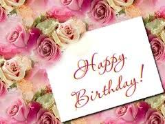birthday greeting cards free ecards with beautiful flowers