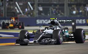 lexus lc 500 prix rosberg retakes title lead with 2016 formula one singapore grand