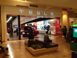 tesla dealership tesla dealership opens at the shops at mission viejo