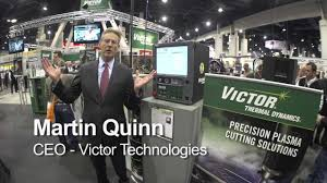victor technologies ceo martin quinn brand announcements from