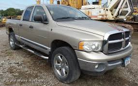 2004 dodge ram 1500 slt accessories 2004 dodge ram 1500 cab truck item k2067 sol