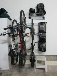 how to store 29er on wall ceiling in garage mtbr com