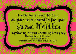 ideas about graduation and birthday party invitations for your