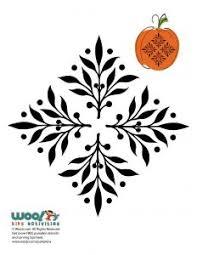 9 fall stencils for pumpkins and crafts woo jr