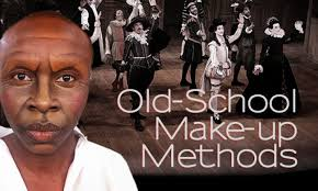 theater makeup school shakespeare plays use school make up methods