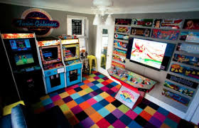 nyc gamer turns bedroom into retro arcade loses fiancée in the