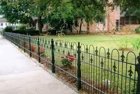 ornamental fence panels fence ideas