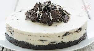 oreo torte ohne backen backen macht glücklich