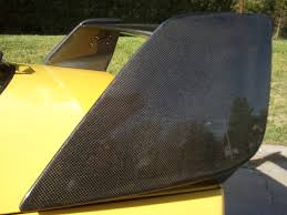 evo 8 spoiler differemce betweem stock evo 8 wing and copy evolutionm