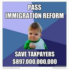 Success Meme - success kid meme says pass immigration reform ny daily news