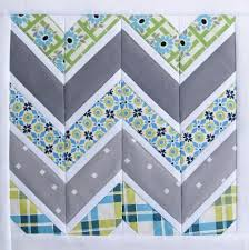 chevron pattern in blue free quilting pattern friday chevron quilt pattern more