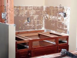 How To Fit Kitchen Cabinets How To Recycle A Kitchen Cabinet How Tos Diy