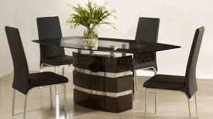 dining room sets cheap price hot sale modern design wooden dining table glass top with cheap