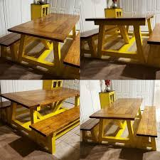 Ana White Farmhouse Table Bench 438 Best Dining Room Tutorials Images On Pinterest Woodworking