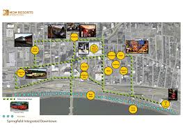 springfield map mgm springfield site map
