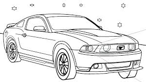 free coloring pages of mustang cars car coloring books as well as mustang car coloring pages race car