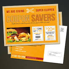 direct mail templates 9 6 5 diret mail eddm templates for restaurant marketing