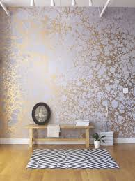 Carte Da Parati Leroy Merlin by Handmade Patterned Wallpaper Lunaris I Fog Calico Wallpaper