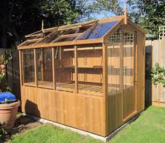 swallow jay 6x8 thermowood potting shed gardensite co uk