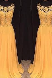 yellow prom dresses u0026 gowns luulla
