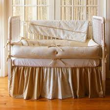 Beige Crib Bedding Set Central Park Cocoa 3 Crib Bedding Set Traditional Baby