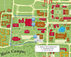 Uvm Campus Map Ull Map Images Reverse Search