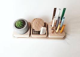 organiseur de bureau en bois organisateur de bureau avec les meilleures collections d images