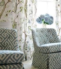 Greek Key Pattern Curtains Greek Key Design In Interiors