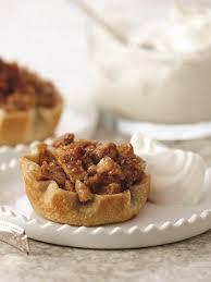 easy mini apple pies recipe w dairy free vanilla whip