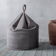 bean bags and pouffes