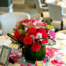 floral centerpieces gerilyn event and floral design palm wedding floral