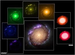 hubble telescope captures colour space cnet