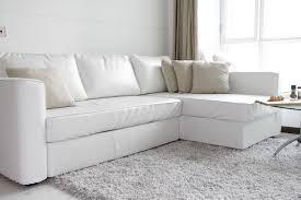 incredible white leather sofa ikea timsfors corner sofa 22