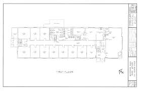 Family Life Center Floor Plans Mcintosh Department Of Residence Life