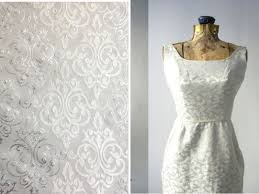 wedding dress fabric damask list of the trendiest wedding dress material and fabrics