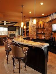 Finished Basement Bar Ideas Captivating Basement Bar Design Plans Best Ideas About Basement