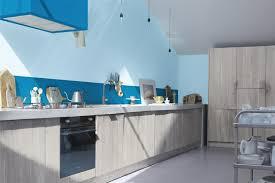 cuisine turquoise une déferlante de bleu dans la déco maison créative