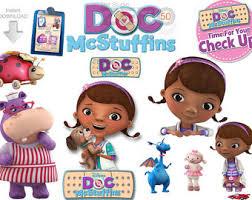 doc mcstuffins png etsy
