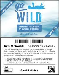 Wisconsin travel pass images State hunters anglers to get new electronic license system jpg