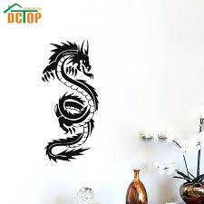 wall ideas dragon wall art uk dragon print wings wall art