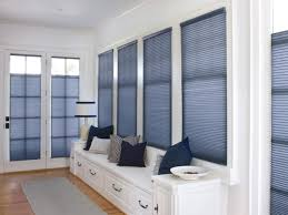 Pleated Shades For Windows Decor Cellular Shades Look Great And Save You Money Diy