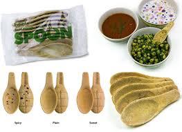 edible spoons edible spoons biodesignin